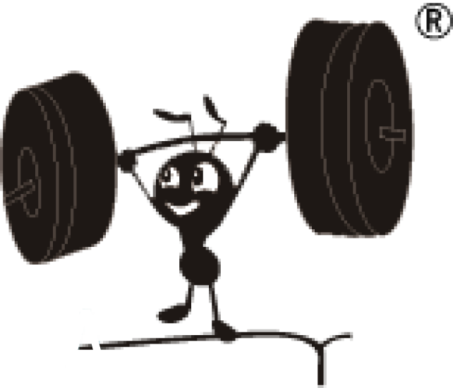 Antuator Logo White Text