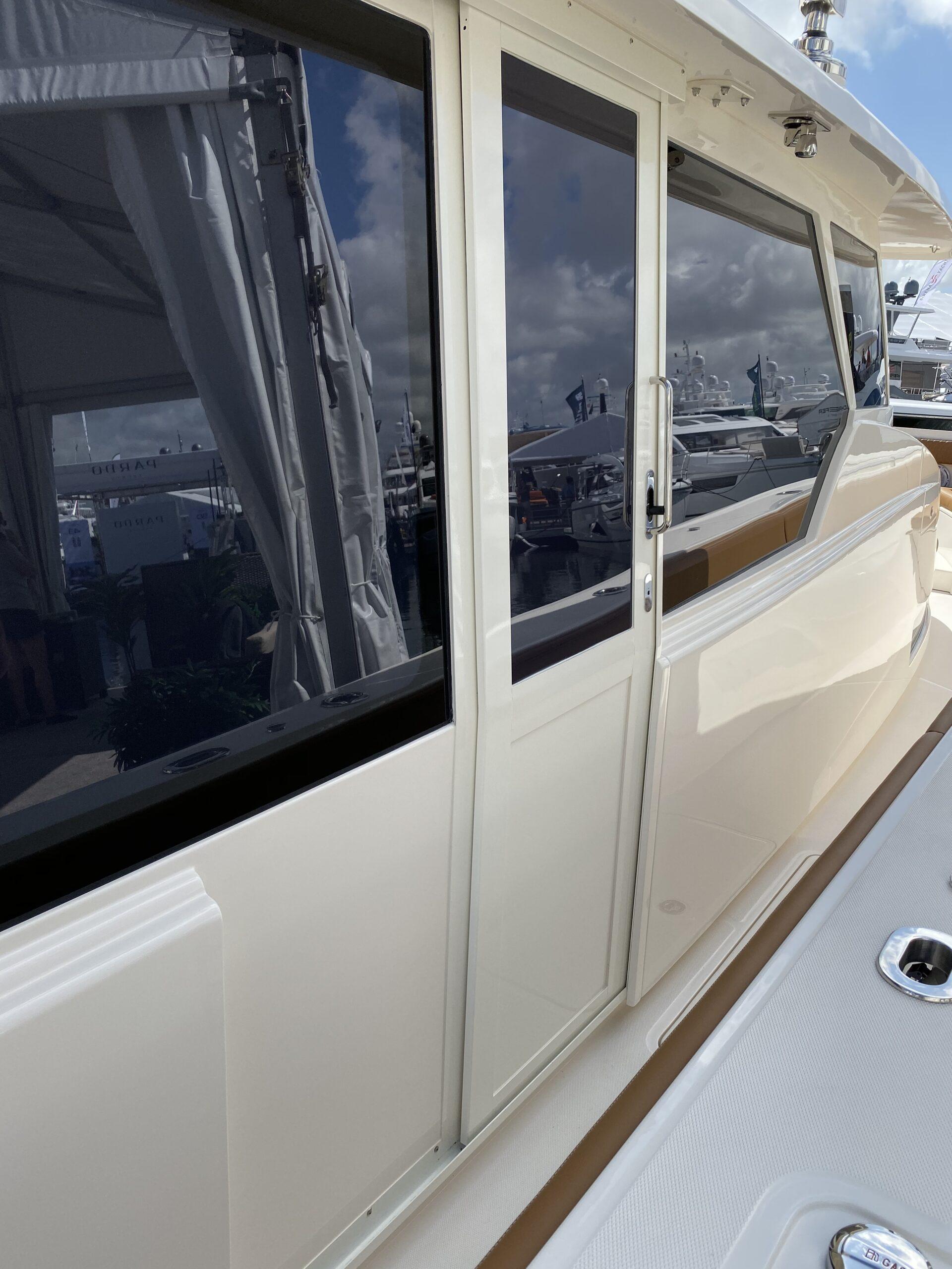 Gulfstream Starboard Door